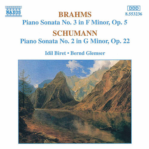 Play & Download BRAHMS: Piano Sonata No. 3 / SCHUMANN: Piano Sonata No. 2 by Various Artists | Napster