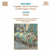 DELIBES / ADAM: Ballet Favourites by Slovak Radio Symphony Orchestra