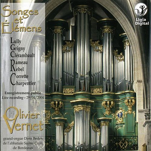 Songes Et Elemens by Olivier Vernet