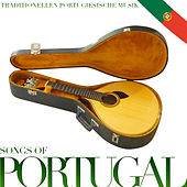 Songs of Portugal. Traditionellen Portugiesische Musik von Amalia Rodrigues