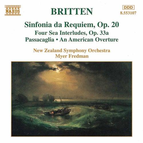 Sinfonia da Requiem / Four Sea Interludes by Benjamin Britten