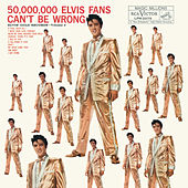 50,000,000 Elvis Fans Can't Be Wrong: Elvis' Gold Records, Volume 2 by Elvis Presley