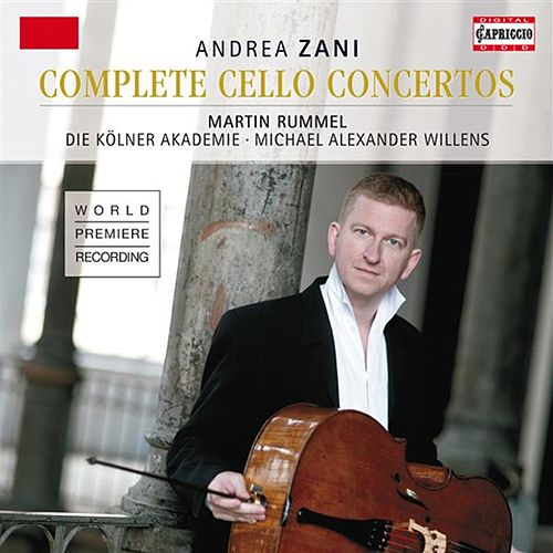 Play & Download Zani: Complete Cello Concertos by Martin Rummel | Napster