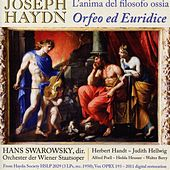 Play & Download Haydn: L'anima del filosofo ossia Orfeo ed Euridice by Herbert Handt | Napster
