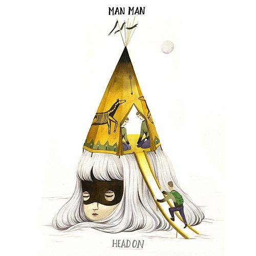 Play & Download Head On by Man Man | Napster