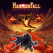 Play & Download Hearts on fire by Hammerfall | Napster