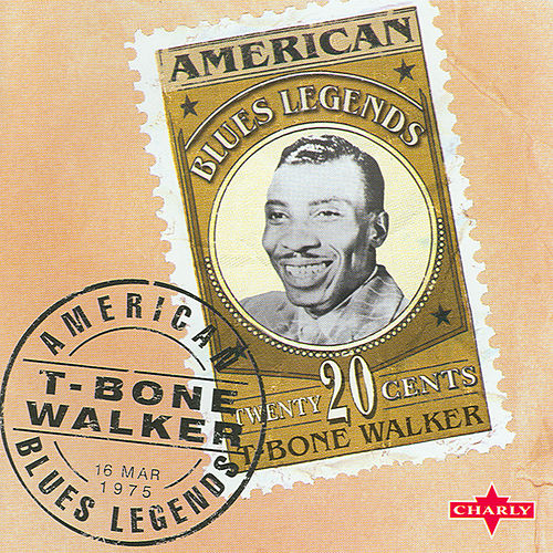 American Blues Legend by T-Bone Walker