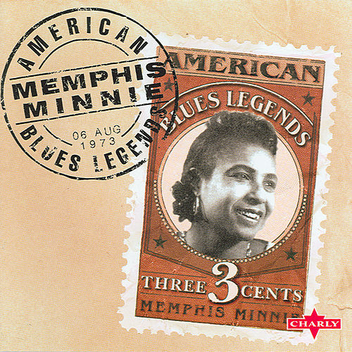 American Blues Legend by Memphis Minnie
