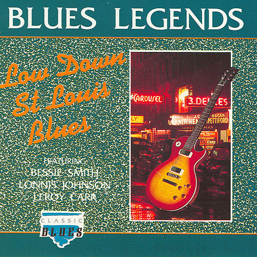 Blues Legends CD1 by Various Artists