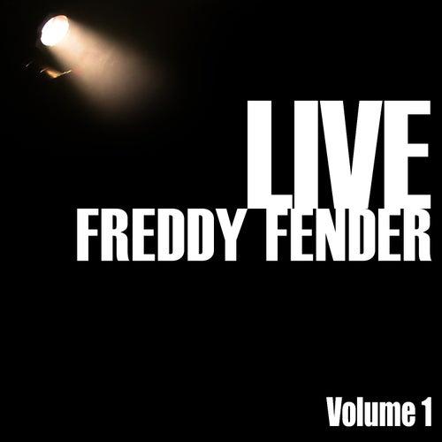 Freddy Fender Live, Vol. 1 by Freddy Fender