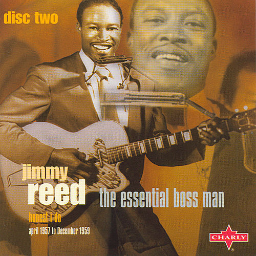 The Essential Boss Man CD 2 by Jimmy Reed