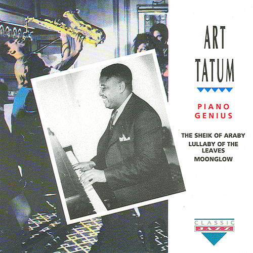 Piano Genius by Art Tatum