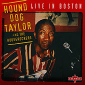 Play & Download Live In Boston by Hound Dog Taylor | Napster