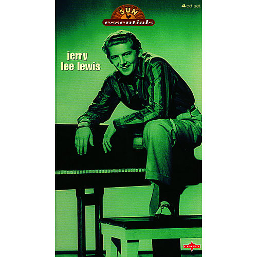 Sun Essentials CD2 by Jerry Lee Lewis