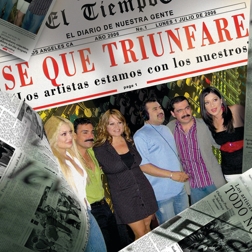 Play & Download Sé Que Triunfaré by Los Tucanes de Tijuana | Napster