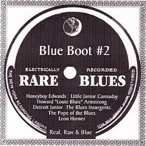 Blue Boot #2 by Various Artists