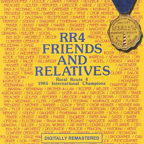 Friends & Relatives by Rural Route 4