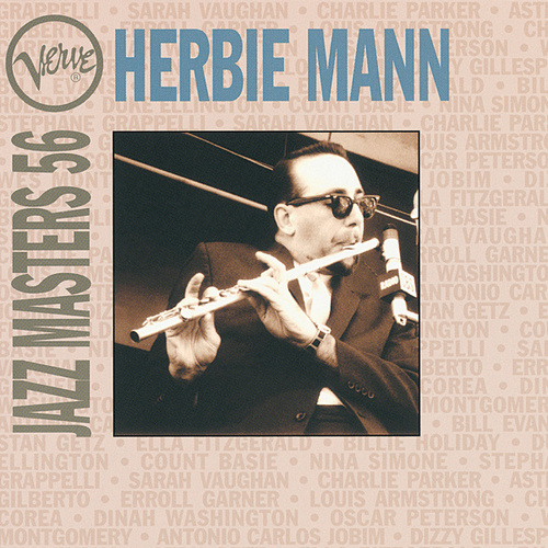 Verve Jazz Masters 56 by Herbie Mann