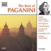 Play & Download The Best of Paganini by Nicolo Paganini | Napster
