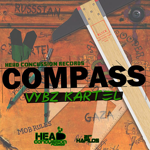 Compass - Single by VYBZ Kartel