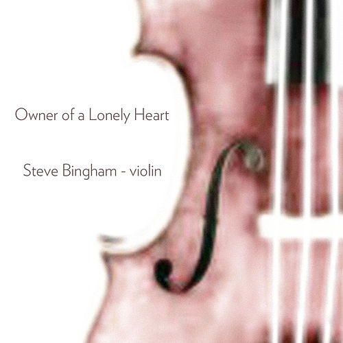 Play & Download Owner of a Lonely Heart (Violin Cover) by Steve Bingham | Napster