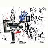 Rigby's 40 Years & 40 Nights by Marty Rigby