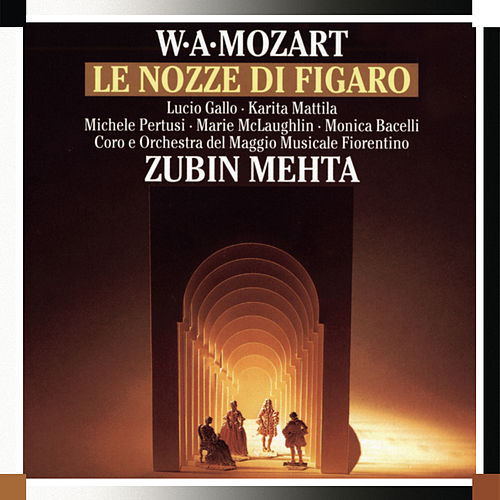 Play & Download Mozart: Le nozze di Figaro by Zubin Mehta | Napster