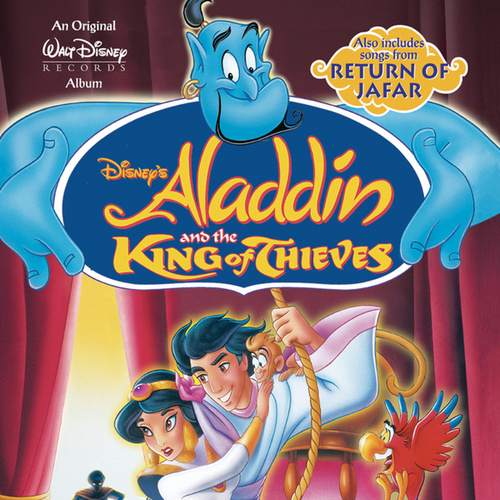 Aladdin and the King of Thieves by Various Artists