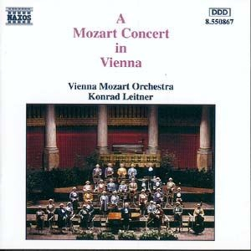 Play & Download A Mozart Concert in Vienna by Wolfgang Amadeus Mozart | Napster