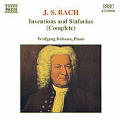 Play & Download Inventions and Sinfonias (1995) by Johann Sebastian Bach | Napster