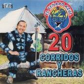 Play & Download 20 Corridos y Rancheras by El Venado Azul | Napster