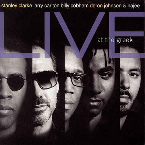 Play & Download Live At The Greek by Stanley Clarke | Napster
