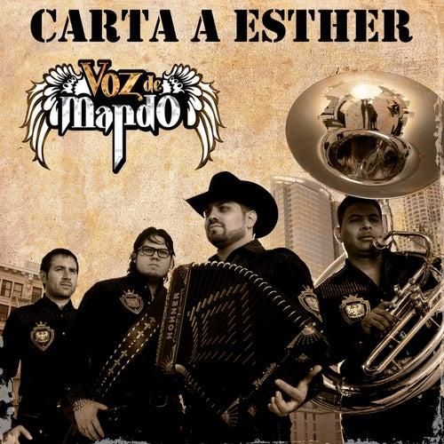 Carta A Esther by Voz De Mando