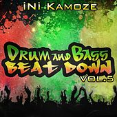 Play & Download Drum and Bass Beat Down Vol. 5 by Ini Kamoze | Napster