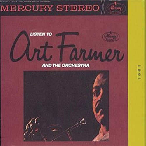 Play & Download Listen To Art Farmer & The Orchestra by Art Farmer | Napster