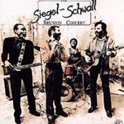 Play & Download Reunion Concert by The Siegel-Schwall Band | Napster