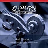 Play & Download Wieniawski - Saint-Saens: Violin Concertos by Vadim Brodski | Napster