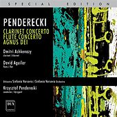 Play & Download Penderecki: Clarinet Concerto - Flute Concerto - Agnus Dei by Various Artists   Napster
