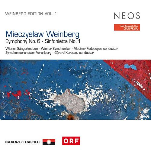 Weinberg Edition, Vol. 1 by Various Artists