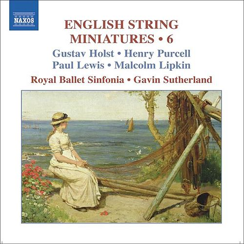 ENGLISH STRING MINIATURES, Vol. 6 by Gavin Sutherland