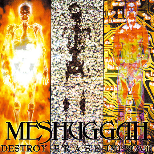 Play & Download Destroy Erase Improve by Meshuggah | Napster
