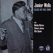 Play & Download Blues Hit Big Town by Junior Wells | Napster