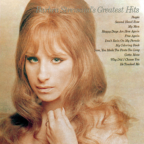 Play & Download Greatest Hits by Barbra Streisand | Napster