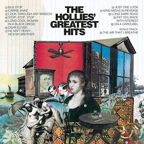 Play & Download Greatest Hits (Epic) by The Hollies | Napster