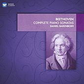 Play & Download Beethoven: Complete Piano Sonatas by Daniel Barenboim | Napster