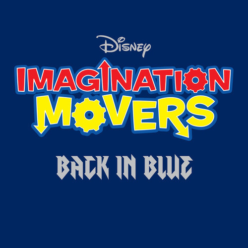 Play & Download Back in Blue by Imagination Movers | Napster