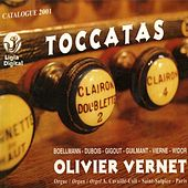Toccatas by Olivier Vernet