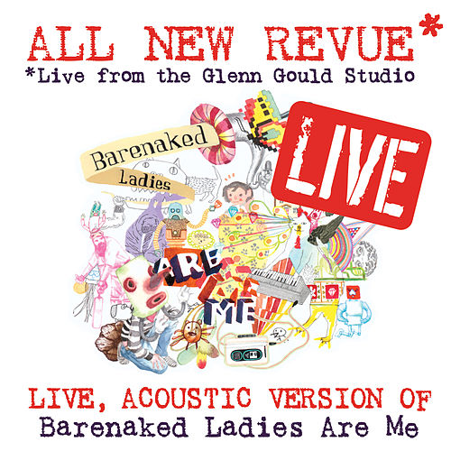 Play & Download All New Revue - Live at the Glenn Gould Studio by Barenaked Ladies | Napster