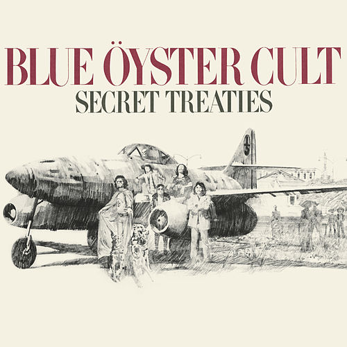 Play & Download Secret Treaties by Blue Oyster Cult | Napster