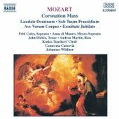 Coronation Mass / Ave Verum by Wolfgang Amadeus Mozart